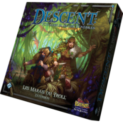Descent - Les marais du troll
