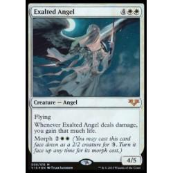 Ange exalté