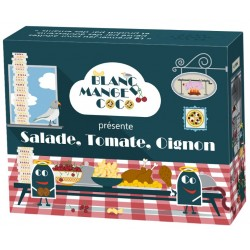 Blanc Manger Coco : Salade...