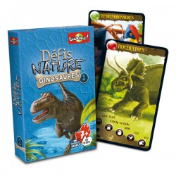 Défis Nature - Dinosaure 1