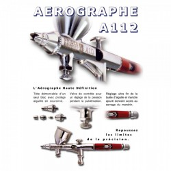 Aerographe haute definition
