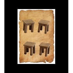 Tabourets de taverne