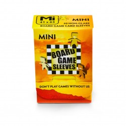 Board Game Sleeves (50) -...