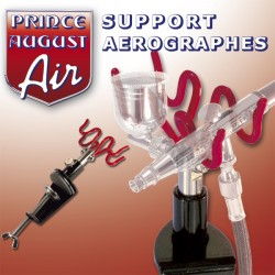 Support Aérographe