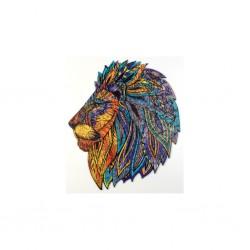 Lion légendaire , boîte en...