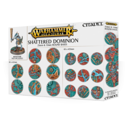 AOS: SHATTERED DOMINION: 25...