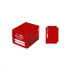 UP - Deck Box - Pro Dual - Red