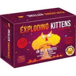 Exploding Kittens - Édition...