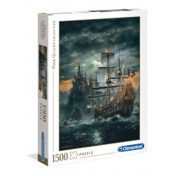 The Pirate Ship - Puzzle...