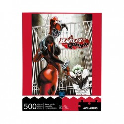Harley Quinn & Joker -...