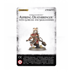 Aspiring Deathbringer avec...