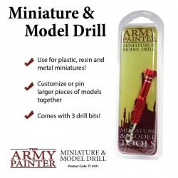 Miniature & Model Drill -...