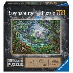 Puzzle 759P - La Licorne -...