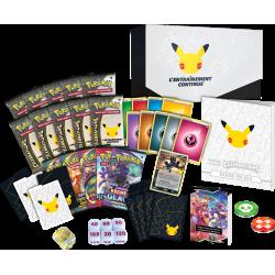 Pokémon 25 ans : Coffret...