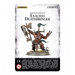 EXALTED DEATHBRINGER WITH...