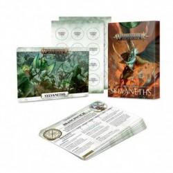 WARSCROLL CARDS: SYLVANETH...