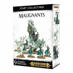 Start Collecting ! Malignants