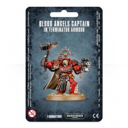 BLOOD ANGELS CAPTAIN:...