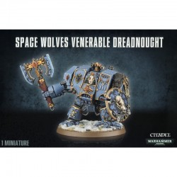 SPACE WOLVES VENERABLE...