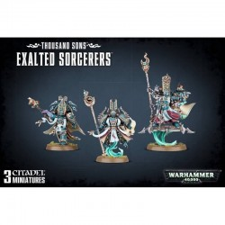THOUSAND SONS EXALTED...
