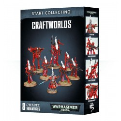 START COLLECTING : CRAFTWORLDS