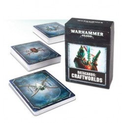 Datacards : Craftworlds