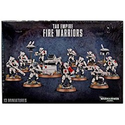TAU EMPIRE FIRE WARRIORS  V7