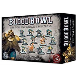 THE DWARF GIANTS BLOOD BOWL...