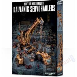 SECTOR MECHANICUS:GALVANIC...