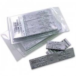 Model Metal blister 3 barres